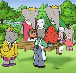 Babar Images