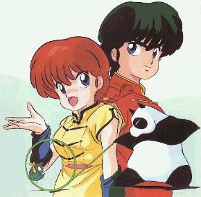 Ranma et le Panda !